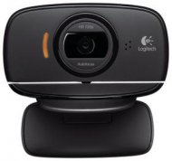 Logitech HD Webcam B525, USB 2.0, 1280*720, 2Mpix , Mic, Black ,